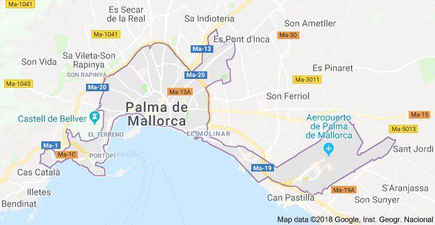 ¿Entrenador personal? Los 12 mejores lugares para entrenar en Palma de Mallorca