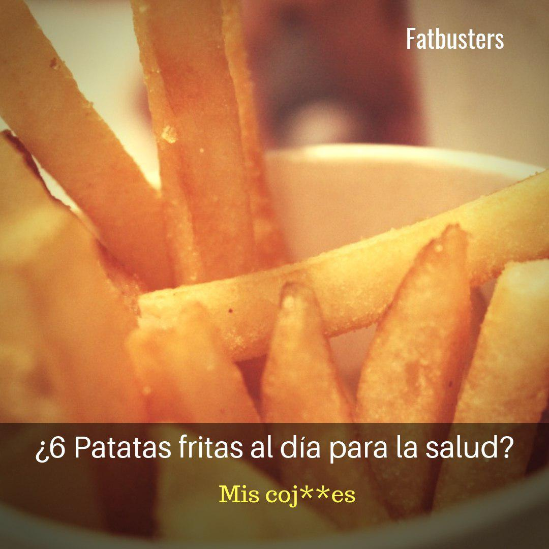 Entrenador personal vs French fries